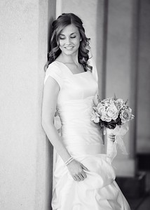 Amy Bridals 010bw