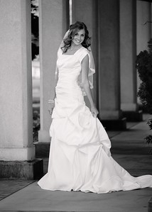 Amy Bridals 004bw