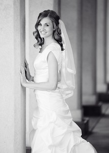 Amy Bridals 011bw