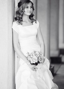 Amy Bridals 007bw