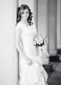 Amy Bridals 009bw