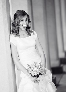 Amy Bridals 008bw