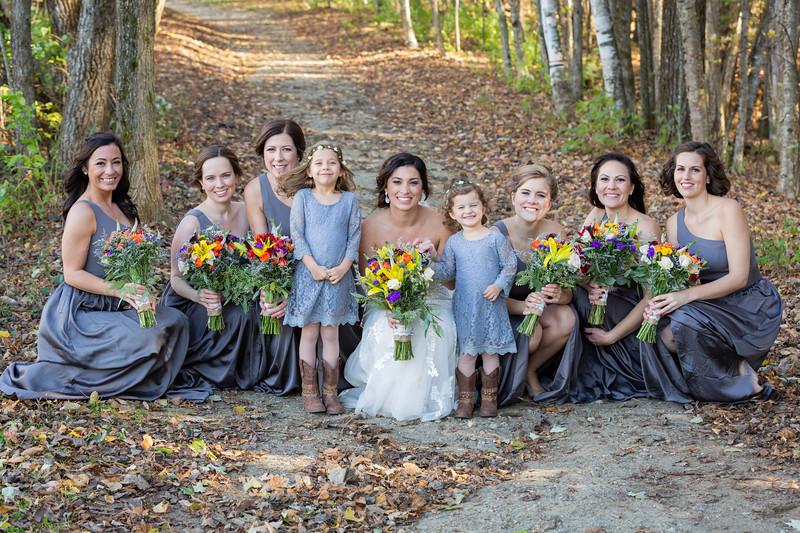 Vermont Wedding Photography - Erin&Alex
