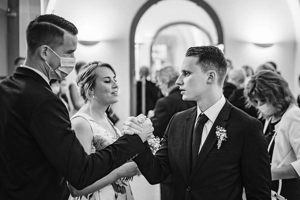 Hradec Králové svatební den