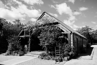 13Ben & Jane Nancarrow Farm Wedding-BW