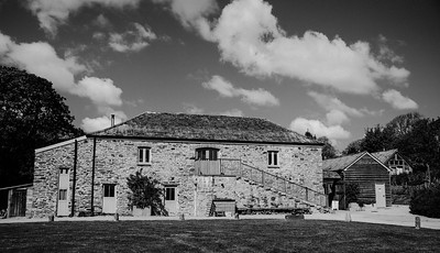 10Ben & Jane Nancarrow Farm Wedding-BW