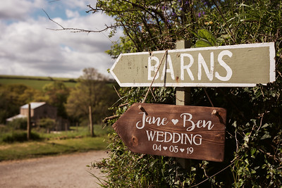 1Ben & Jane Nancarrow Farm Wedding