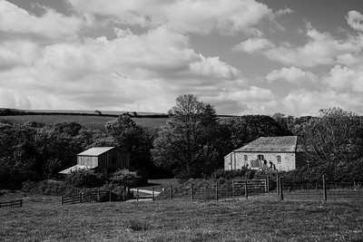 3Ben & Jane Nancarrow Farm Wedding-BW