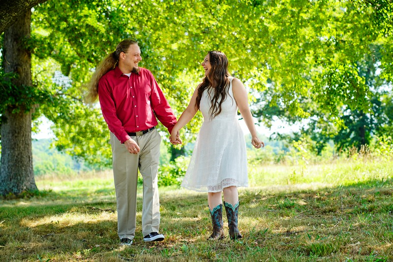 Brittany & Jeff Engagement Session 2
