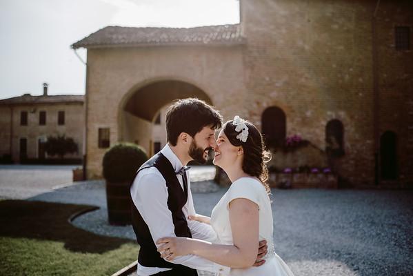 Cecilia + Matteo