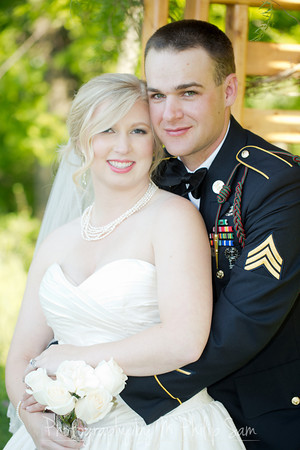 Cameron and Liz Harris Wedding