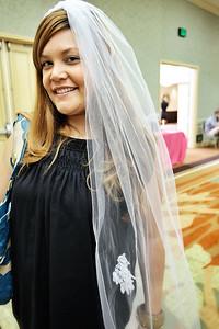 First wedding dress shopping trip
