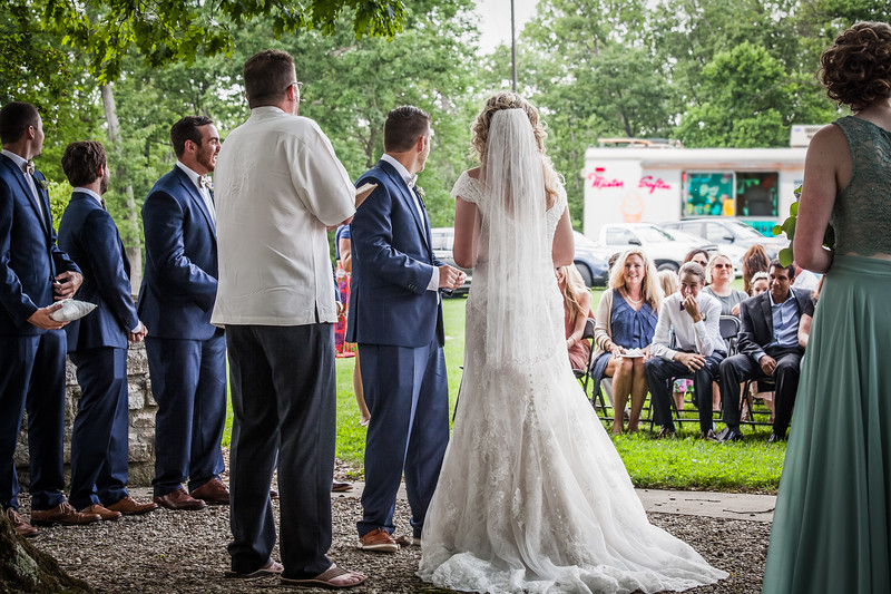 It's rare for a bride to actually REQUEST a Mr. Softie on her wedding...