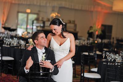 Dan & Katrina Reception