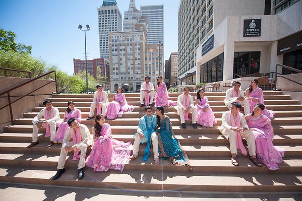 Deepu & Pavan Wedding: South Asian Wedding by KLK Photography