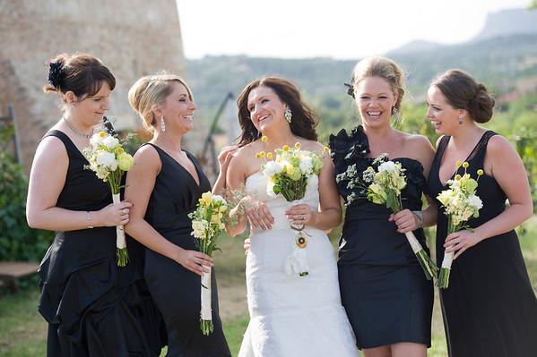 Horner Wedding Party & Family