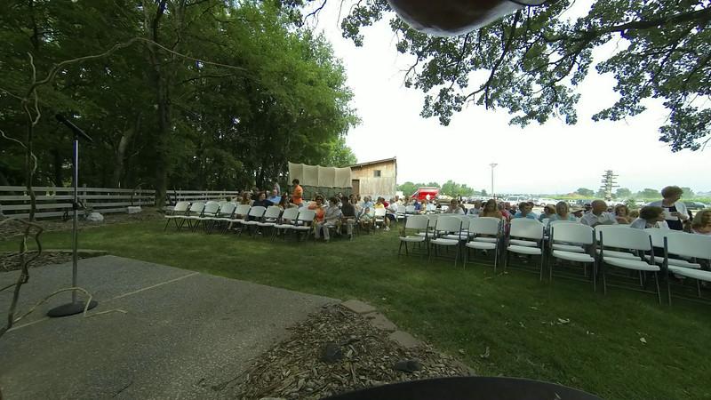 The Devine Wedding in 120 Seconds (No Sound)