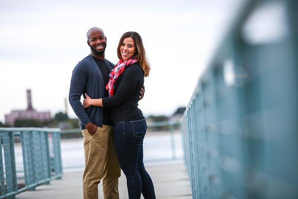 Elana & Kenn Engagement Portraits