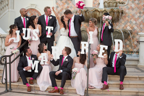 Epling: Bridal Party and Family