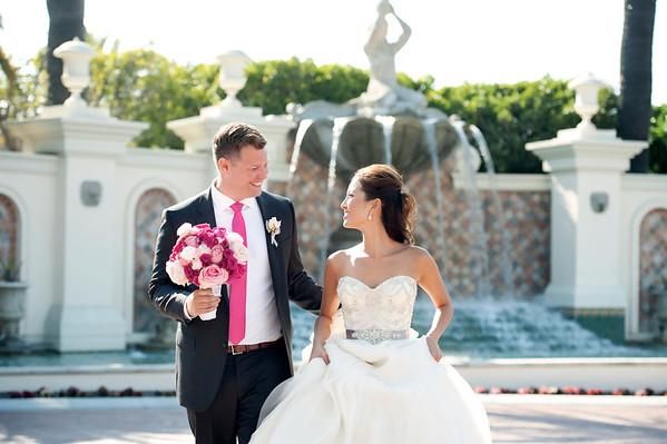 Epling: Bride and Groom