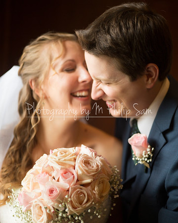 Erica and Adam Wedding