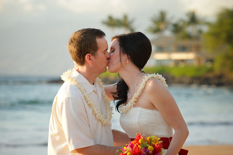 February 14, 2012:  Sealed with a kiss.