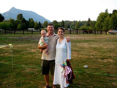 Jeremy, Katherine & Dannee Ryf