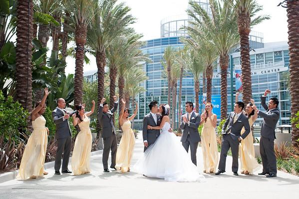 HA: Bridal Party & Family