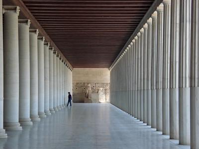 Stoa of Atallos, Athens
