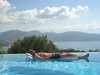 The infinity pool was very cool :)