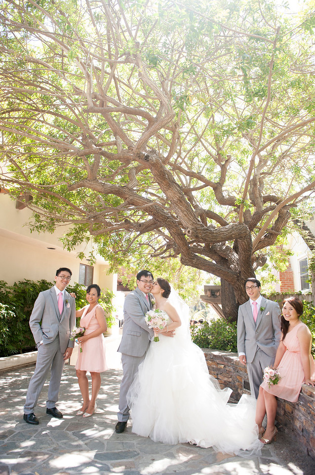 JUNG: Bridal Party & Family