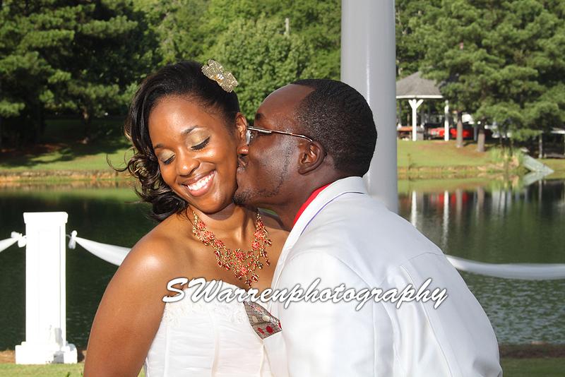 Jennifer Perryman's Wedding Atlanta, GA