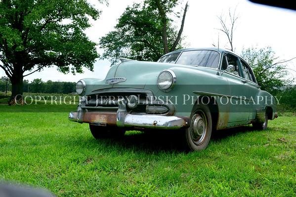Ben's 1952 Chevy