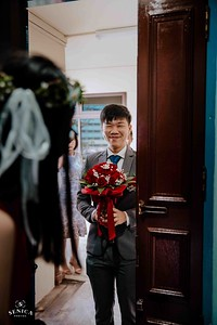 Grassroots' Club Wedding