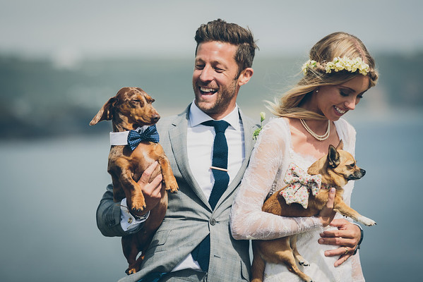 Katie & James / Prussia Cove