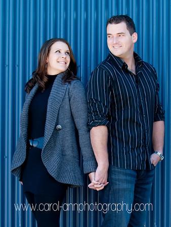 Kristy & Alex