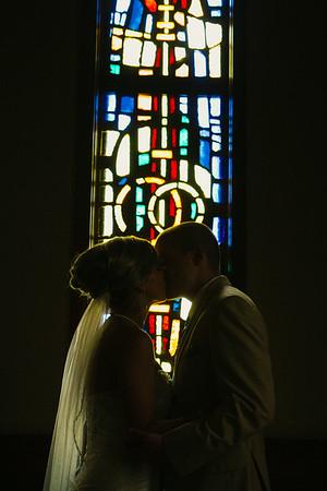 Lori & Eric. Married.