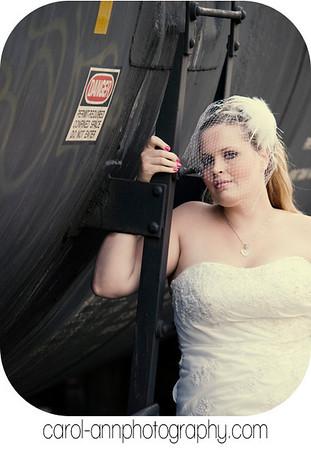 Louise - Trash the Dress