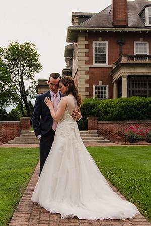 Mara & Brandon. Married