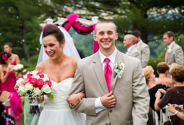 Jenna and Mark