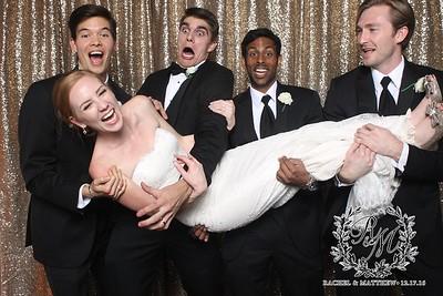 Matt & Rachel Wedding 12/17/16