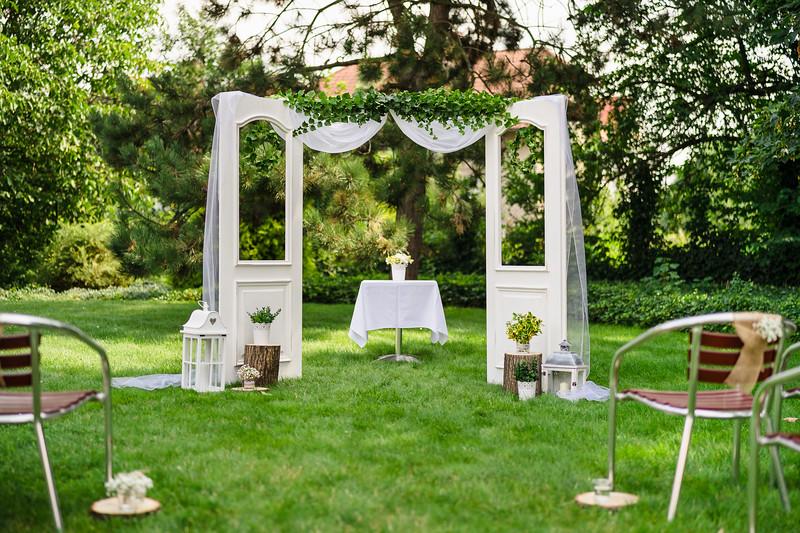svatba v Hradci Králové Nad Oborou