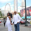 Mr & Mrs Gipson pre-engagement photos