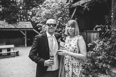 6 N&J Nancarrow Farm Wedding Cornwall-BW