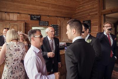 5 N&J Nancarrow Farm Wedding Cornwall