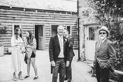 15 N&J Nancarrow Farm Wedding Cornwall-BW