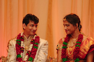 Neeha + Ronal. Married.