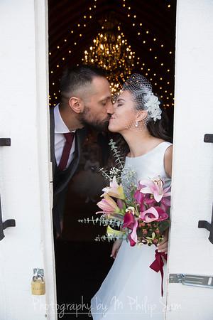 Nikki & Adam Gesk Wedding