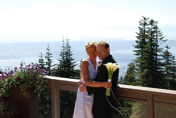 If you live in Vancouver like us and you want an amazing Wedding location that you'll never forget, consider Grouse Mountain... we know you'll love it! :-)