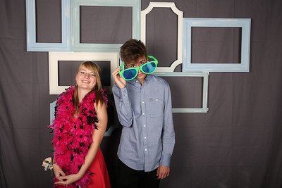 Ida and Patrick's Wedding Photobooth